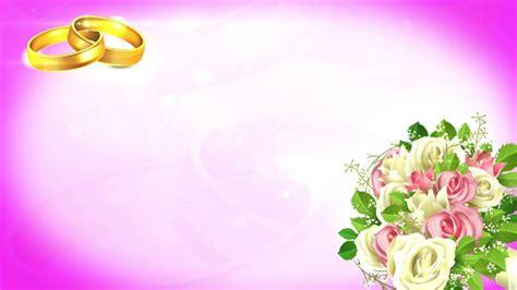 Wedding Background Playlist by Flower Background Wedding Background Hd