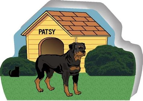 dog house for rottweiler dog house rottweiler purrsonalize me the cat s meow village