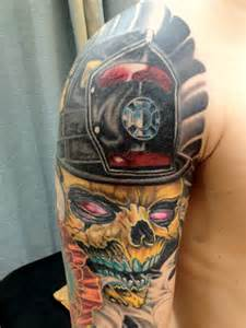12 firefighter tattoos designs and ideas page 4