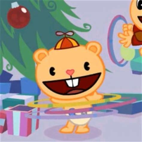 cub s christmas smoochie happy tree friends mondo