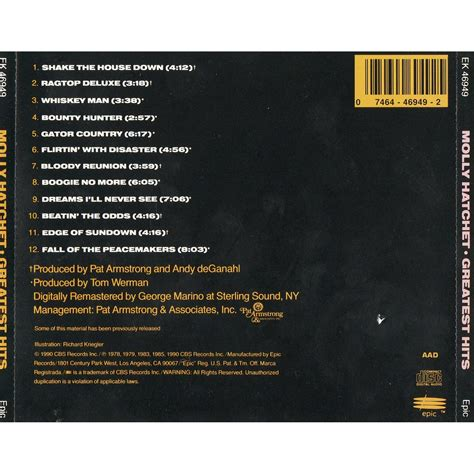 house music greatest hits greatest hits molly hatchet mp3 buy full tracklist