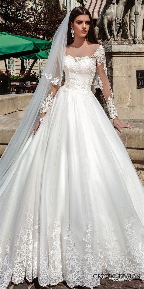 Pretty Wedding Dresses With Sleeves by Design 2016 Wedding Dresses Wedding Inspirasi
