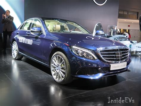 mercedes bench mercedes benz c350 plug in hybrid images from 2015 naias