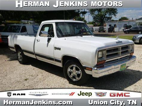1988 dodge ram 100 1988 dodge ram 100 for sale in union city tn