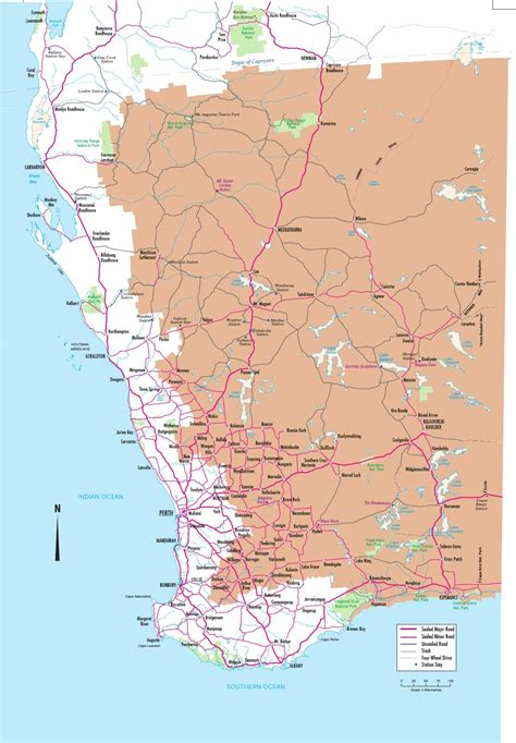 section maps south australia maps of the golden outback australias golden outback