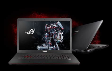 Asus Rog Gl551jw Ds71 Gaming Laptop Review refurbished asus rog gl551 series gl551jw ds71 15 6 quot intel i7 4th 4720hq 2 60 ghz