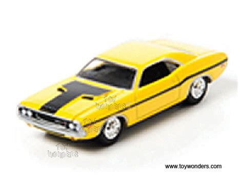 Wheel Ncis Gibb S Dodge Challenger 1970 gibbs dodge challenger top by greenlight ncis 1 64 scale diecast model car
