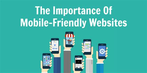 mobile friendly websites why mobile friendly website is important for your seo