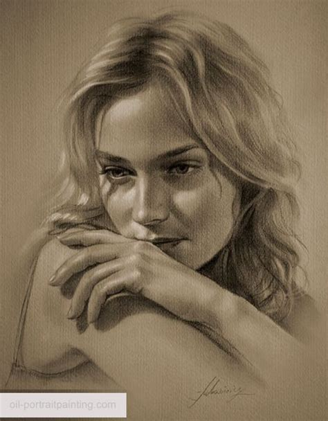 pencil sketch portrait artists portrait painting photo to painting painted by