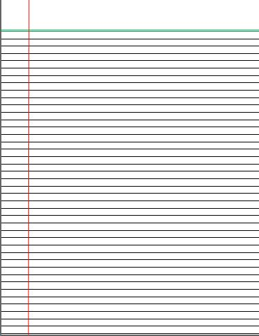 printable lined notepad paper college rule lined paper can download and print just