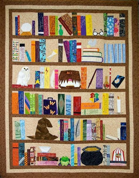 17 best images about bookshelf quilt on quilt