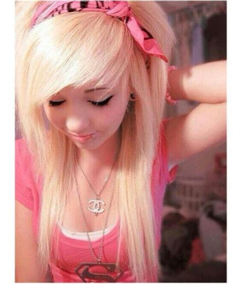 images of short choppy hair with bandanna bandanas scene hair hair pinterest scene hair