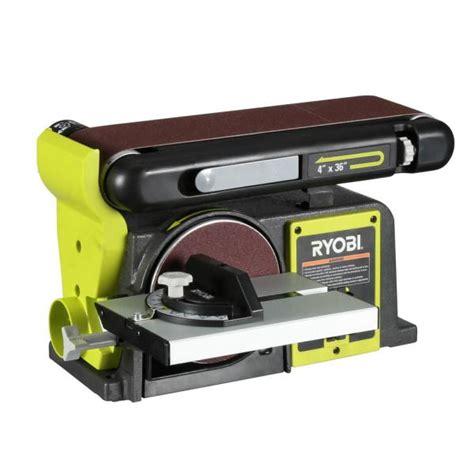 ryobi bench sander bench sander green vip outlet