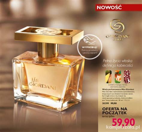 Parfum Oriflame Miss Giordani woda perfumowana miss giordani nowo蝴c oriflame w perfumy