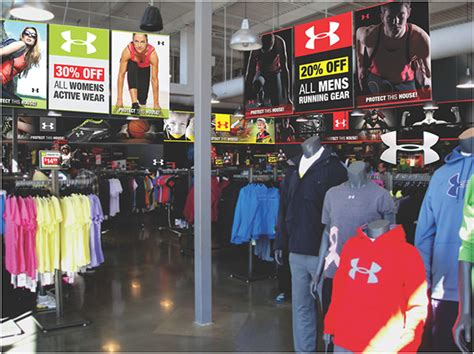 under armoir outlet under armour retail outlet graphics on behance