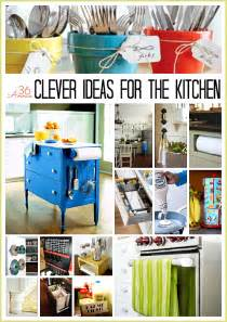 Diy Kitchen Organization Ideas Kitchen Organization Ideas The 36th Avenue