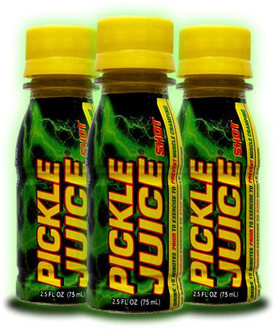 Does Pickle Juice Detox Your by Stop Crs Pickle Juice 174 Sport