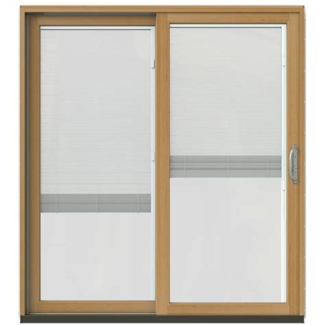 masterpiece composite white right smooth interior with low e blinds between glass dp 50