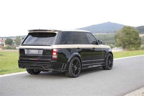 range rover autobiography custom official mansory range rover autobiography lwb gtspirit
