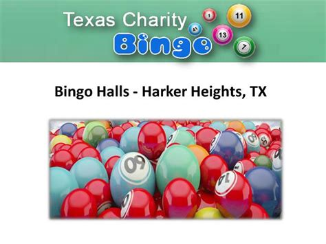 bingo halls harker heights tx authorstream