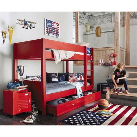 comodino con rotelle comodino rosso a rotelle in metallo l 37 cm loft maisons