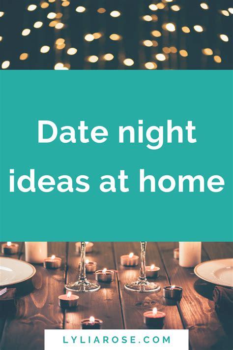 cheap date night ideas  home  lockdown