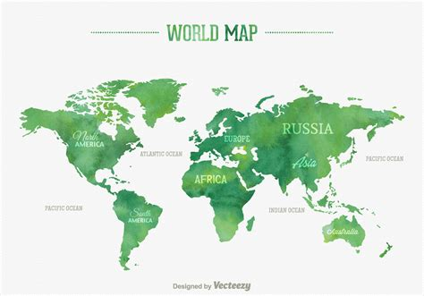 free editable world map with country names world map with