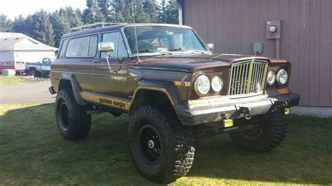 jeep cherokee golden eagle cherokee chief golden eagle jeep wagoneer cherokee j