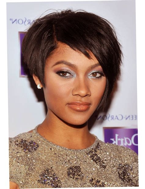black short hair styles of la 2016 black short haircuts hairstyles ellecrafts