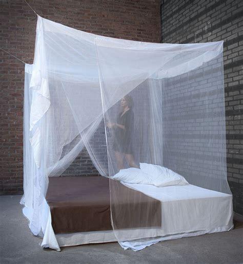 cama con mosquitera mosquitera para cama canopy 240 cm blanco