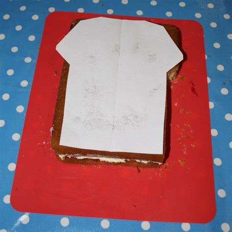 football t shirt cake template 1000 images about football shirt cake on