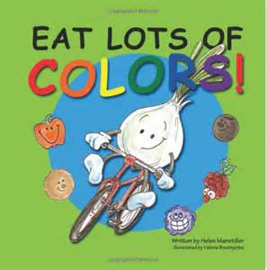 children s books about colors teaching about nutrition mysuperfoods