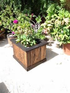 Pallet garden planter box pallet ideas recycled