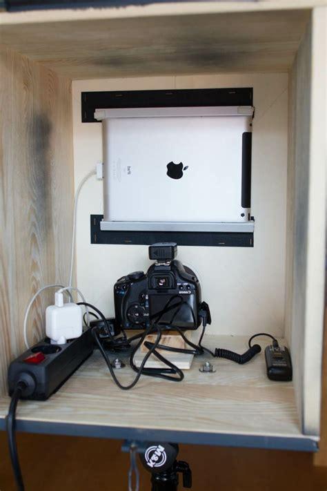 die  besten ideen fuer fotobox hochzeit selber bauen