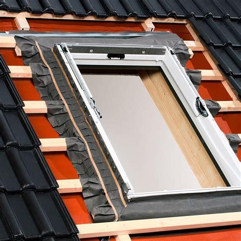 velux rahmen innen abdichtung dachfenstern mit eindeckrahmen velux