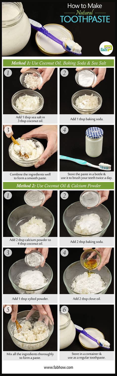 how to make toothpaste how to make toothpaste non toxic and fluoride free