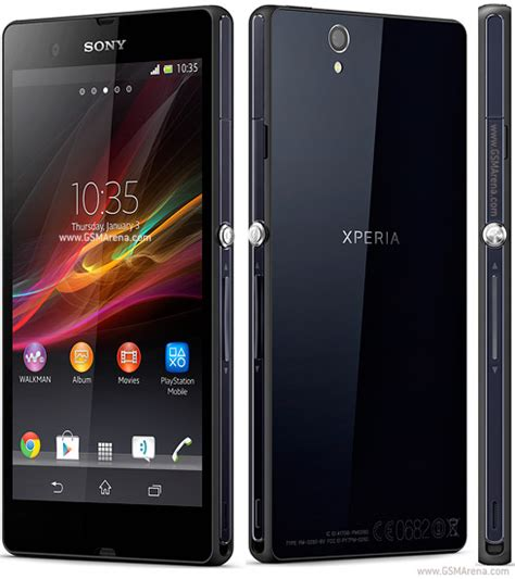 Handphone Samsung Galaxy Z1 sony xperia z pictures official photos