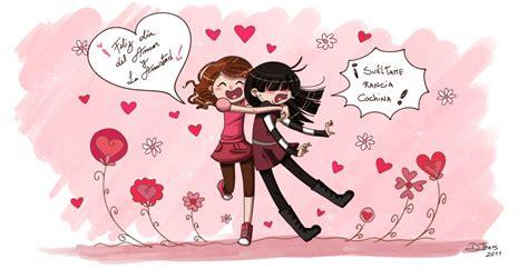 imagenes de amor y la amistad para amigas feliz d 237 a del amor y la amistad tnrelaciones