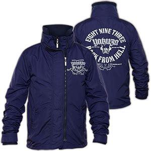 Jaket Polos Premium yakuza jaket wb 485 jacket with pockets and embroideries
