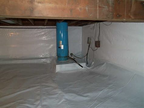 clean space basement systems ayers basement systems crawl space repair photo album