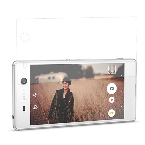 Tempered Glass Sony Xperia M5 sony xperia m5 glas screen protector 0 3mm