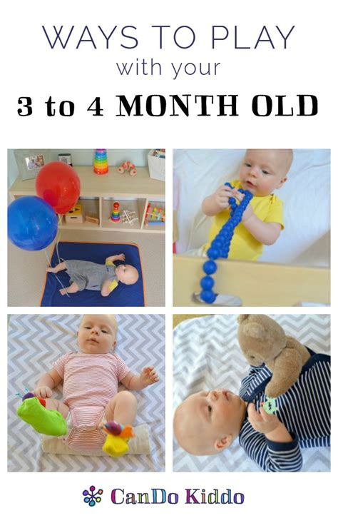 ideas   month baby activities  pinterest