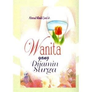Promo Wanita Dirindu Surga buku wanita yang dijamin masuk surga