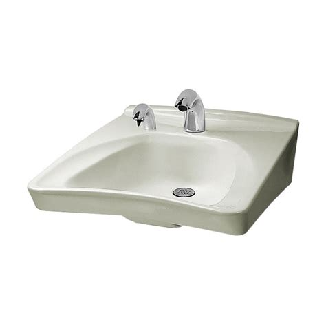 toto wall mount sink toto lt308a 12 reliance commercial 20 1 2 quot wall mounted