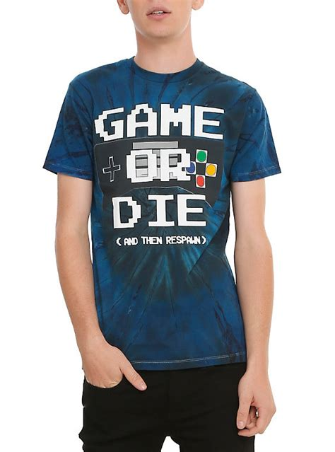 Gamis Tiedye 1 or die tie dye t shirt topic