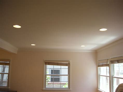 update the apprearance of your home with recessed lighting