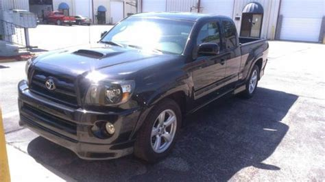 2005 Toyota Tacoma Extended Cab For Sale Find Used 2005 Toyota Tacoma X Runner Extended Cab