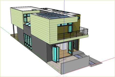sketchup house design download home techbribe com
