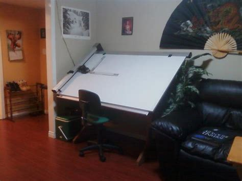 Professional Mutoh Drafting Machine Drafting Table Saanich Mutoh Drafting Table
