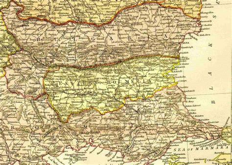 ottoman bulgaria principality of bulgaria eastern rumelia ottoman
